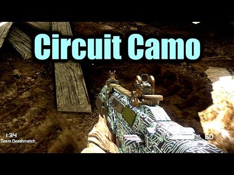 Call of Duty Ghosts Walkthrough - CoD Ghosts RAINBOW Camo - Rainbow