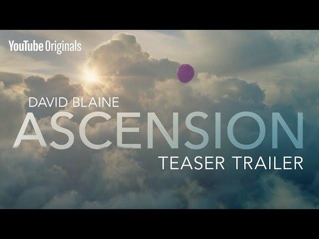 Дэвид Блэйн готовится перелететь через реку Гудзон на воздушных шариках