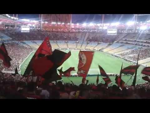 """""""Nação 12 - Dá-lhe, dá-lhe, dá-lhe oh"""" Barra: Nação 12 • Club: Flamengo"""