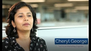 Cheryl George On What Makes Her Unique At NetApp