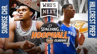 Sunrise Christian (KS) vs Hillcrest Prep (AZ) - Hoophall Classic 2020 - ESPN Broadcast Highlights