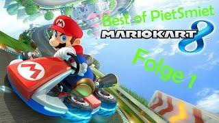 Best of PietSmiet [HD] - Mario Kart 8 #1 [#1 - #10]