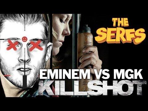 Rap Devil VS Killshot - Eminem VS MGK The Final Verdict - #killshot #eminem #rapdevil #mgk