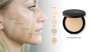 Glo Skin Beauty Video On: Pressed Base