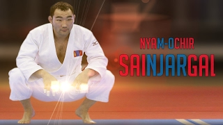 Nyam-Ochir Sainjargal | JudoHeroes
