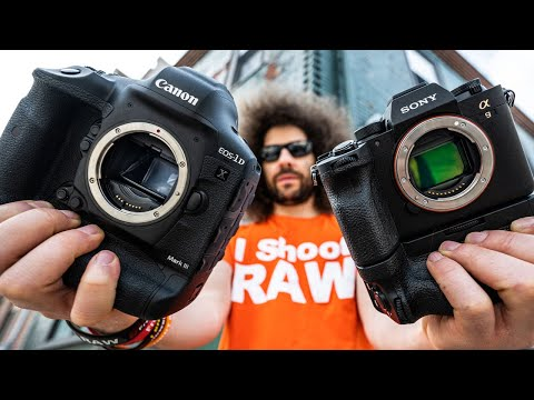 External Review Video oKEFwCqWHxo for Canon EOS-1DX Mark III Full-Frame DSLR Camera