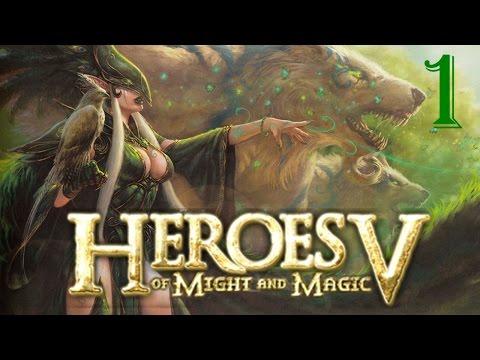 Герои меча и магии 5 с орками скачать торрент