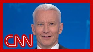 Anderson Cooper Pokes Fun At Trump's Complaint On Fox News