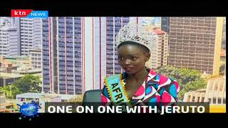 Youth Cafe: One on one with Jeruto