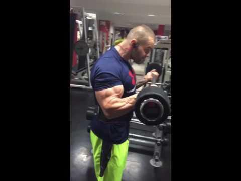 Ćwiczenia mięśni poprzecznie