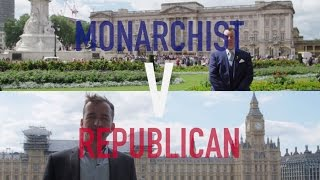 A monarchist and a republican go head to head | The Economist