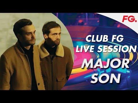 MAJOR SON   CLUB FG   LIVE DJ MIX   RADIO FG