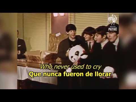 Misery - The Beatles (LYRICS/LETRA) [Original] (+Video)