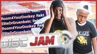 I'M HUMILIATED! THEY'RE MAKING FUN OF US! - Disc Jam Gameplay
