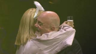 Billy Joel 2017 Countdown & Auld Lang Syne (BB&T Center Sunrise, FL)
