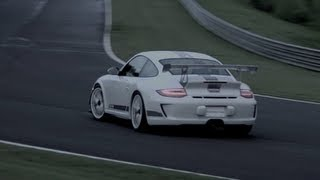 Patrick Long's Morning Commute in a Porsche GT3 RS 4.0