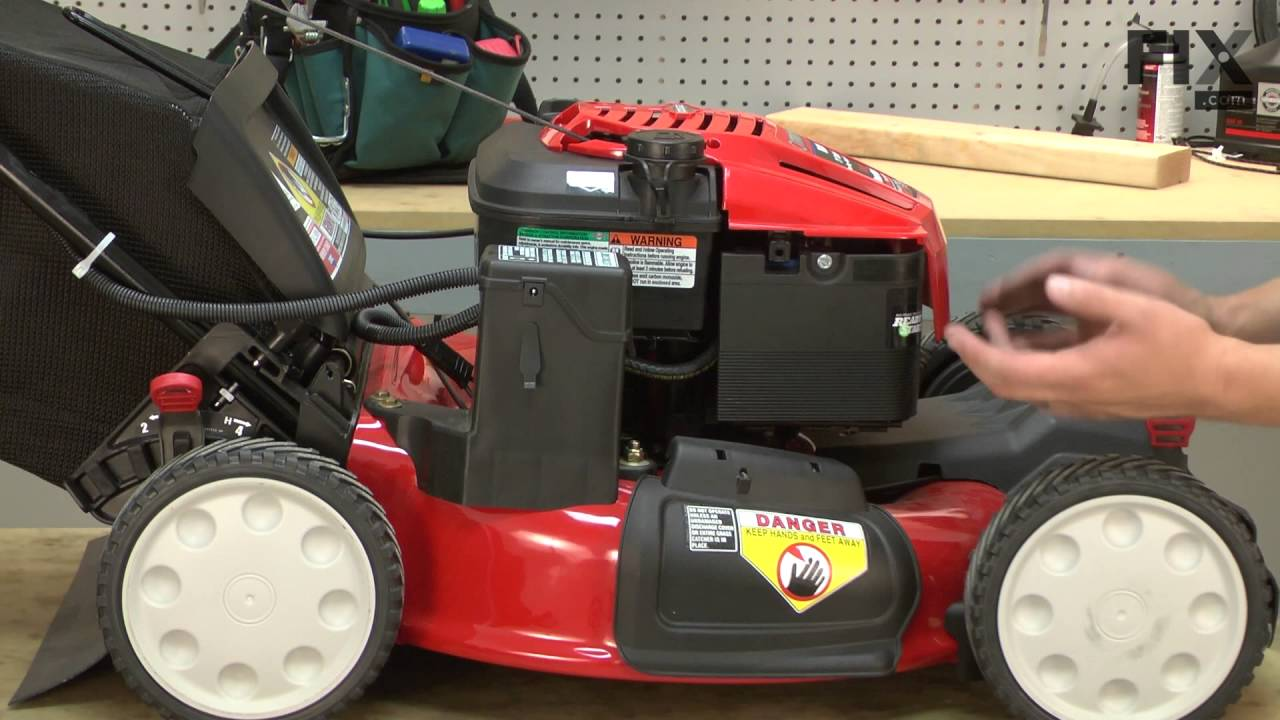 Replacing your MTD Lawn Mower Bell Blade Support