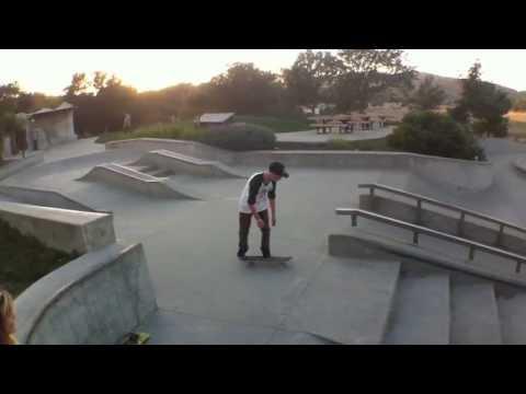 San Rafael Skate Park Minute