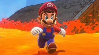 How to Stop Time in Super Mario Odyssey