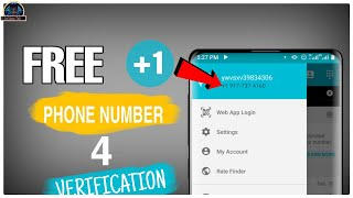 How to Get Free USA Virtual Phone Numbers for Verification (2021) | Virtual Phone Numbers