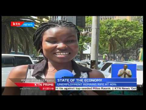Kenyans speak-out on the high cost of living and lack of stable employment for Youths