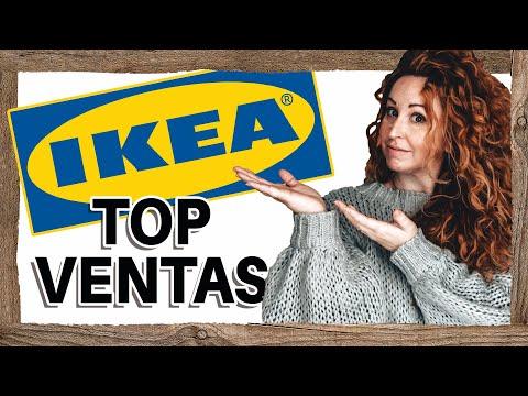 📣 Los 10 MUEBLES de Ikea MÁS VENDIDOS 🛒