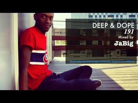 Afro Deep House Mix by JaBig – Upbeat Background Music Playlist – DEEP & DOPE 191