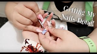 My next video is up in my CNTC series Check out day 2 of my nail travels 3