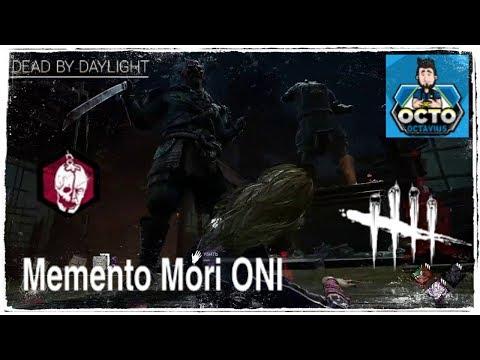 Memento Mori ONI Dead by Daylight