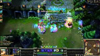 League of Legends 33 - Silent Night Sona Part Three