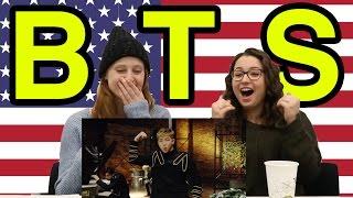 """Americans Meet Kpop: BTS """"Dope"""" (KOR SUB)"""
