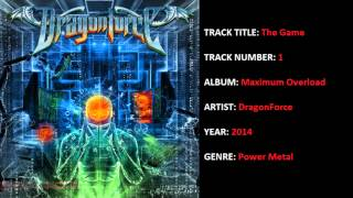 01 - DragonForce - The Game