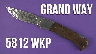 Grand Way 5812 WKP - відео 1