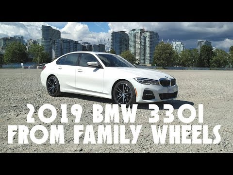 The best sedan available? Family Wheels reviews the 2019 BMW 330i