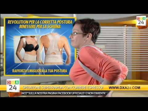 Il miglior corsetto lombare