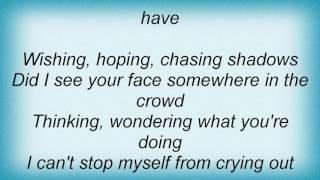 Abba - Disillusion Lyrics