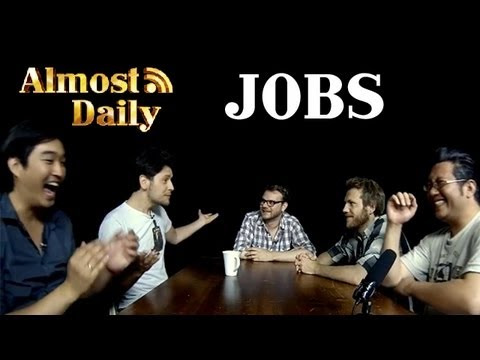 Almost Daily #33: Jobs