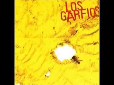 """LOS GARFIOS CD """"La Hormiga Sigue Comiendo"""" Full Album"""