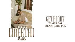 Kadr z teledysku Get Ready tekst piosenki Pitbull feat. Blake Shelton
