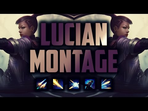 Lucian Montage | League of Legends