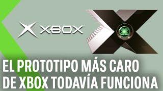 ¡AÚN FUNCIONA! Así es el ASOMBROSO PROTOTIPO de la XBOX ORIGINAL | Historias de la Historia