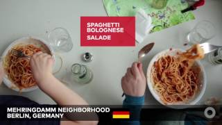 What are kids eating around the globe Very interesting video on global
