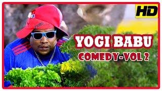 Yogi Babu Comedy | Vol 2 | Sema | En Aaloda Seruppa Kaanom | 12 12 1950 | Tamil Comedy Scenes