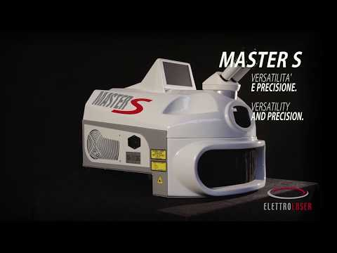 Elettrolaser Laser Welder Master ''S''