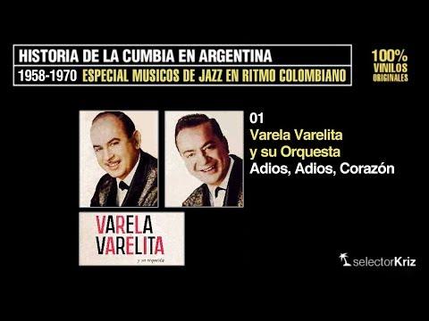 Historia de la Cumbia en Argentina. Especial Músicos de Jazz 1958-1966