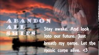 Abandon All Ships - Strange Love Lyrics