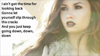 Demi Lovato - Mistake (Lyrics)