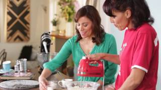 Youtube thumbnail for Easy Shortbread and Peanut Brownies by Wai Morrison
