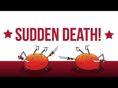 You've Got Crabs by Exploding Kittens - A Card Game Filled with Crustaceans & Secrets