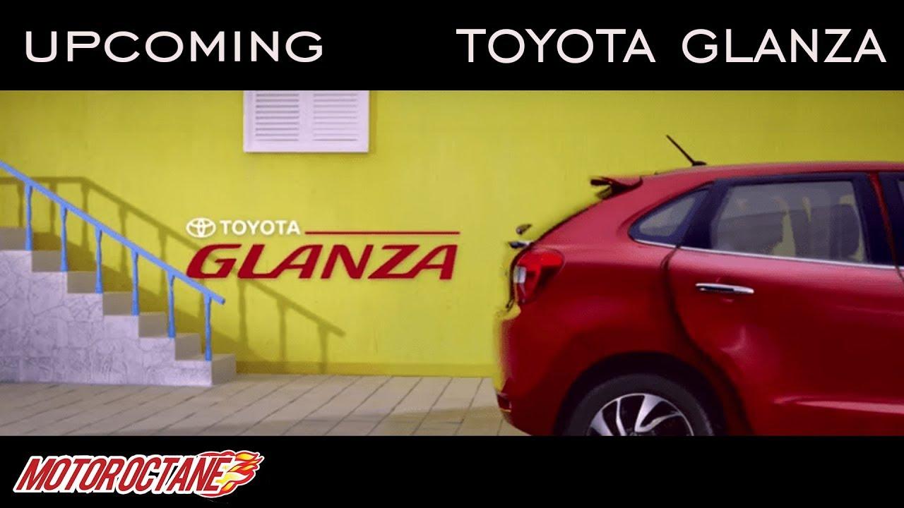 Motoroctane Youtube Video - Toyota Glanza launch in June - Toyota's Baleno | Hindi | MotorOctane